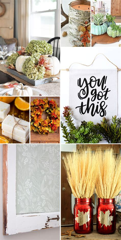 diy fall craft projects fall diy craft projects to make this weekend tidymom