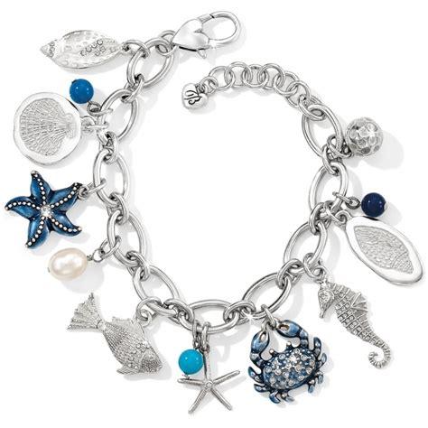 charms jewelry seascape seascape charm bracelet bracelets