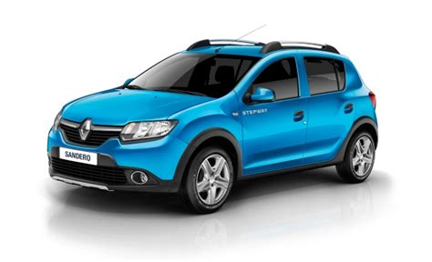 Stepway Renault by Renault Sandero Stepway Launched Carmag Co Za