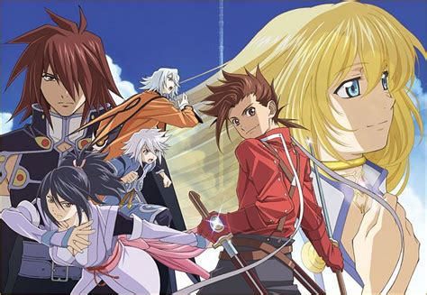tales of symphonia tales of symphonia may see rerelease on ps3 187 fanboy