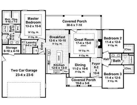 1800 sf house plans craftsman style house plan 3 beds 2 baths 1800 sq ft