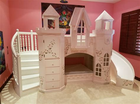 castle bunk beds for castle vicari bunk bed themed beds by tanglewood design
