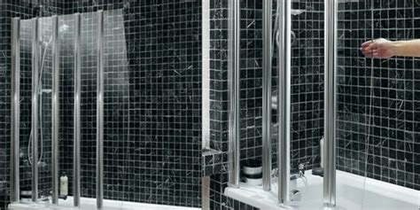 Sliding Shower Screen Over Bath 1000 images about folding bath shower screens on
