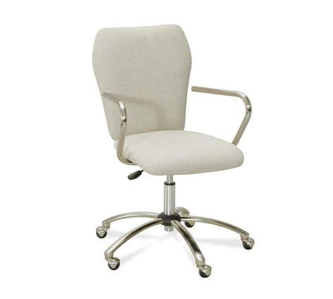 Desk Chairs airgo swivel desk chair pottery barn au