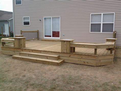 patio and decking designs 12 x 16 deck plans decks by design of indiana picture