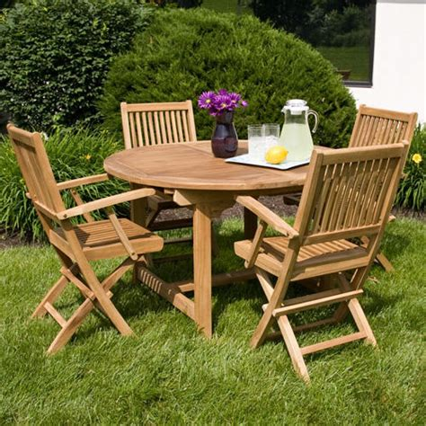 backyard table and chairs backyard outdoor dining area with expandable oak
