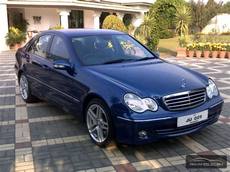 Mercedes C Class 2003 by Mercedes C Class C180 2003 For Sale In Islamabad