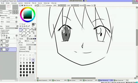 paint tool sai stabilizer doesn t work halftone trick in paint tool sai