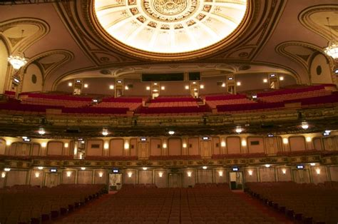 Cadillac Theater Seating by Cadillac Palace Theater Seats Chicago Forum Tripadvisor