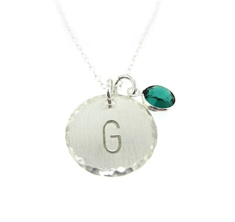 sterling silver for jewelry aj s collection personalized jewelry monogram sterling