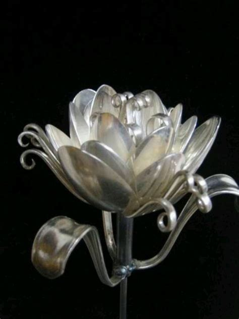out of silverware 17 best images about silverware treasures on