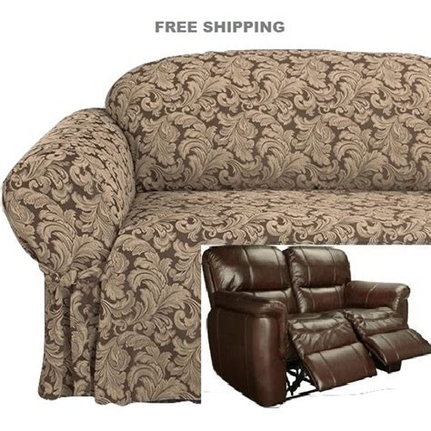 reclining sofa slipcover reclining sofa slipcover sure fit 28 images dual