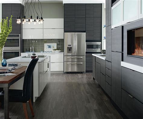 contemporary kitchen cabinets for a laminate cabinets in a contemporary kitchen schrock