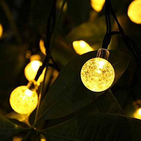 solar globe string lights solar outdoor string lights globe globe solar string