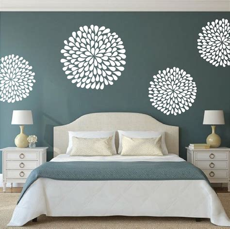 sticker designs for walls poppy wall decals trendy wall designs