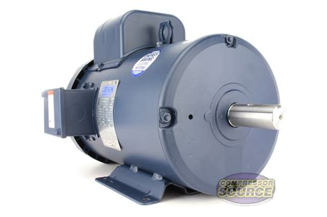5 Hp Electric Motor by 5 Hp 1 Phase Tefc Electric Motor Totally Enclosed 184t