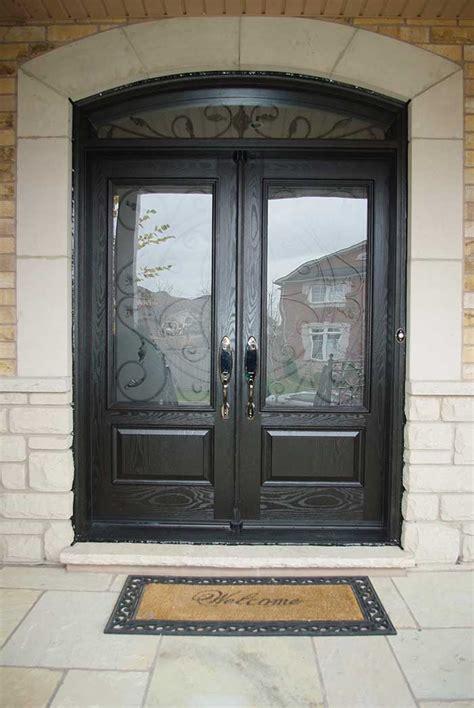 fiberglass front doors for homes custom fiberglass exterior doors