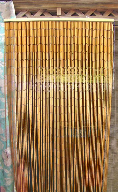 bamboo beaded curtains for doorways bamboo beaded curtain divider boho decor instead of a