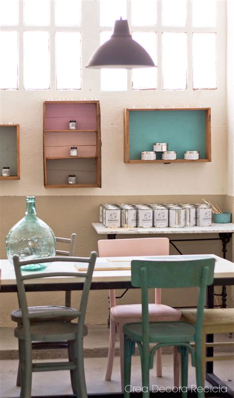 autentico chalk paint en madrid talleres de chalk paint en crea decora recicla kireei