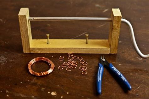 how to make jump rings for jewelry jump ring mandrel diy jewelry supplies