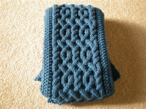 how to knit a crochet free handmade knitting scarf patterns for