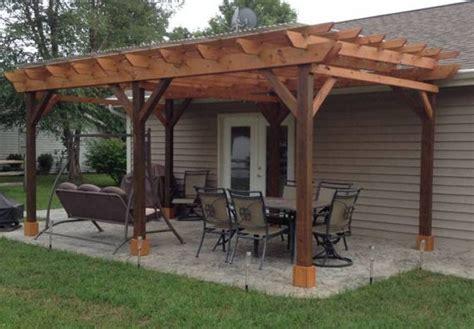 covered pergola plans covered pergola plans 12x24 outside patio wood design