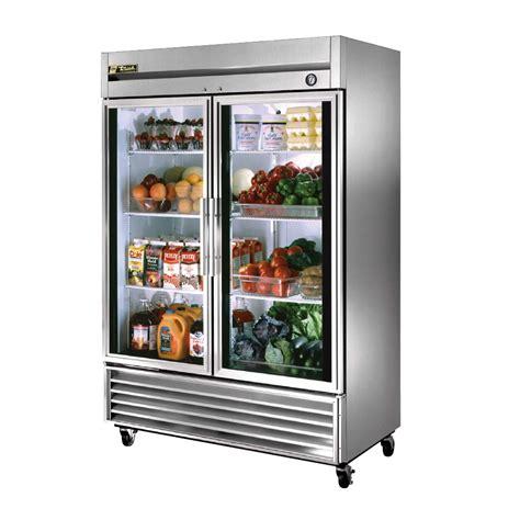 home refrigerator with glass door true reach in glass door refrigerator