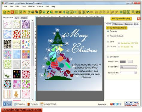 e card software greeting card maker software new year festival
