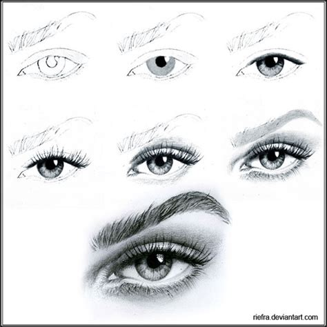 how to draw a eye best collection of tutorials and techniques on how to draw