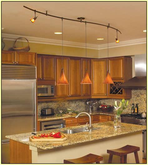 track kitchen lighting kitchen track lighting easy way to enhance your kitchen