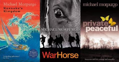 michael morpurgo picture books children s author michael morpurgo opts to donate his
