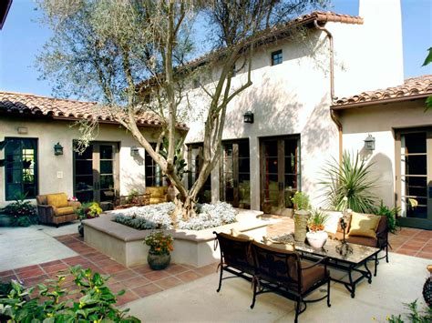 home patio designs patio materials and surfaces hgtv