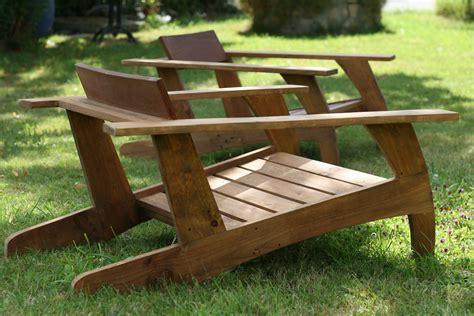 chaise en bois de palette design 233 e 30 meubles et rangements par atelier syn