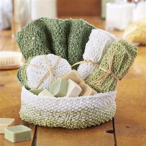 knitting set knit spa set free knitting pattern