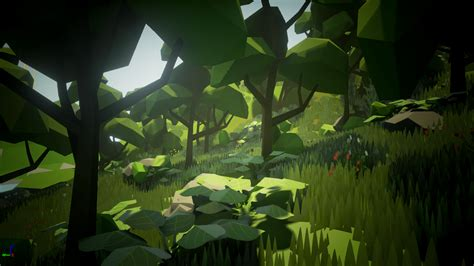 Blue Prints For A House olbert s low poly forest by whitman and olbert in