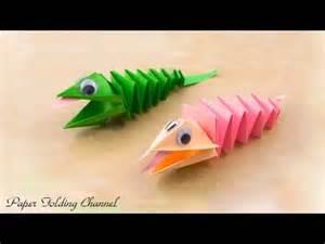 origami gecko origami lizard