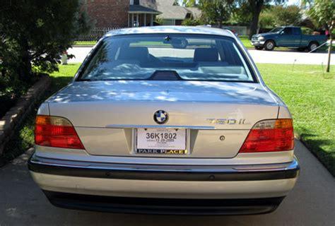 1999 Bmw 750il by 1999 Bmw 750il