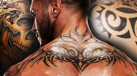 randy orton tattoo tattoo tattooskid