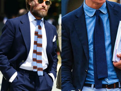 how to tie knit tie how to wear a knitted tie hommestyler