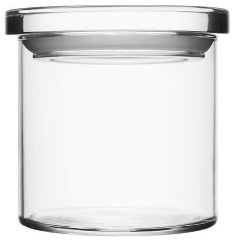 clear glass kitchen canisters vintage glass kitchen