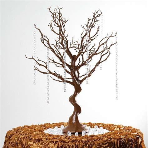manzanita centerpieces diy 30 quot manzanita tree with garlands for wedding diy