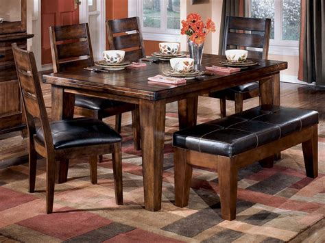 bench for dining room table kitchen tables with bench dining room home ideas