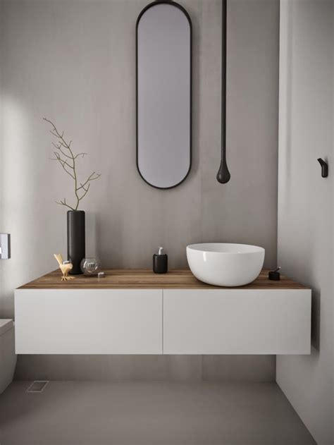 designer bathroom furniture minosa powder room something different is becoming normal