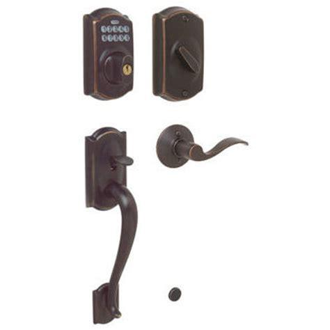schlage front door schlage fe365 camelot front door keypad deadbolt with