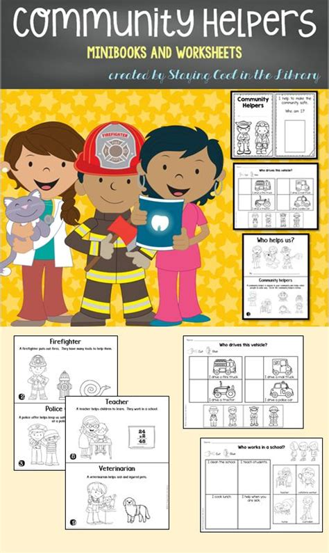 picture books about community helpers 1000 images about coloring pages on coloring