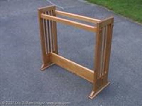 free quilt rack woodworking plans free woodworking plans quilt rack woodworker magazine