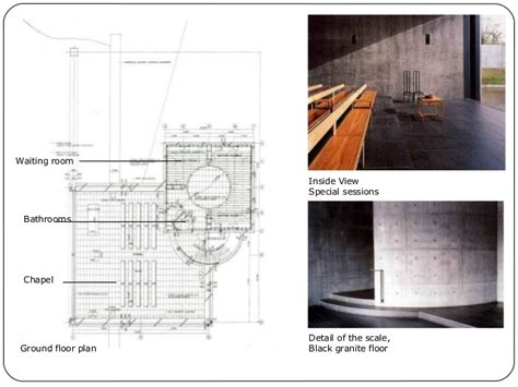 tadao ando floor plans church of light floor plan gallery for gt church of the