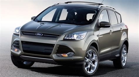 2013 Ford Escape Mpg by All New 2013 Ford Escape Gets 33 Mpg Highway Rating