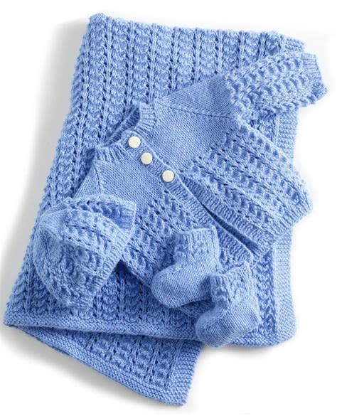 baby sets knitting patterns baby set knitting patterns in the loop knitting