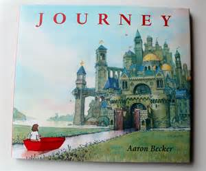 Journey By Aaron Becker Magpie That